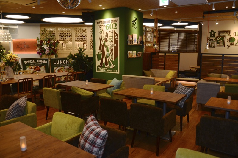 ソラリア プラザ カフェ